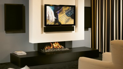 wall fires i hole in the wall fires i bespoke wall fireplaces