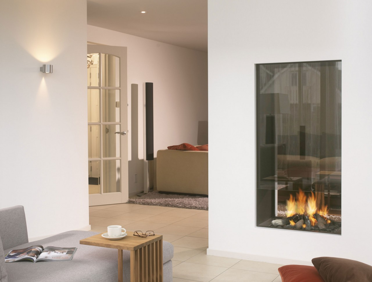 850 Modus Fireplaces
