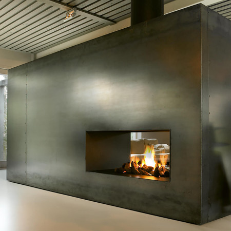 double sided fireplace i two sided fireplace i tunnel