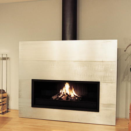 contemporary luxury fireplace