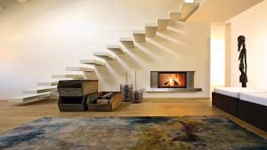 high efficiency GUTTUSO fireplace