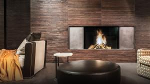 high efficiency haard fireplace