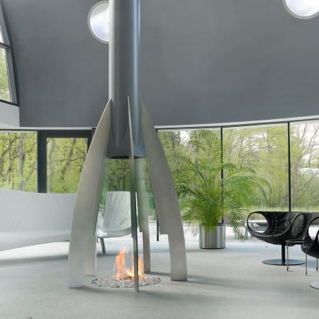 rocket bespoke fireplace design
