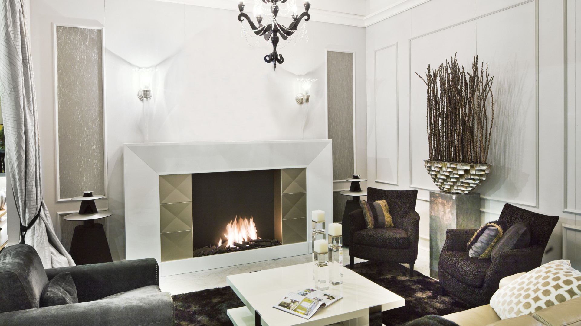 15 best contemporary fireplaces modus fireplaces for White design homes