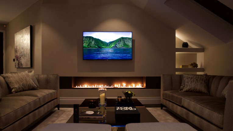 Contemporary Fireplaces | Contemporary Fireplace Designs ...