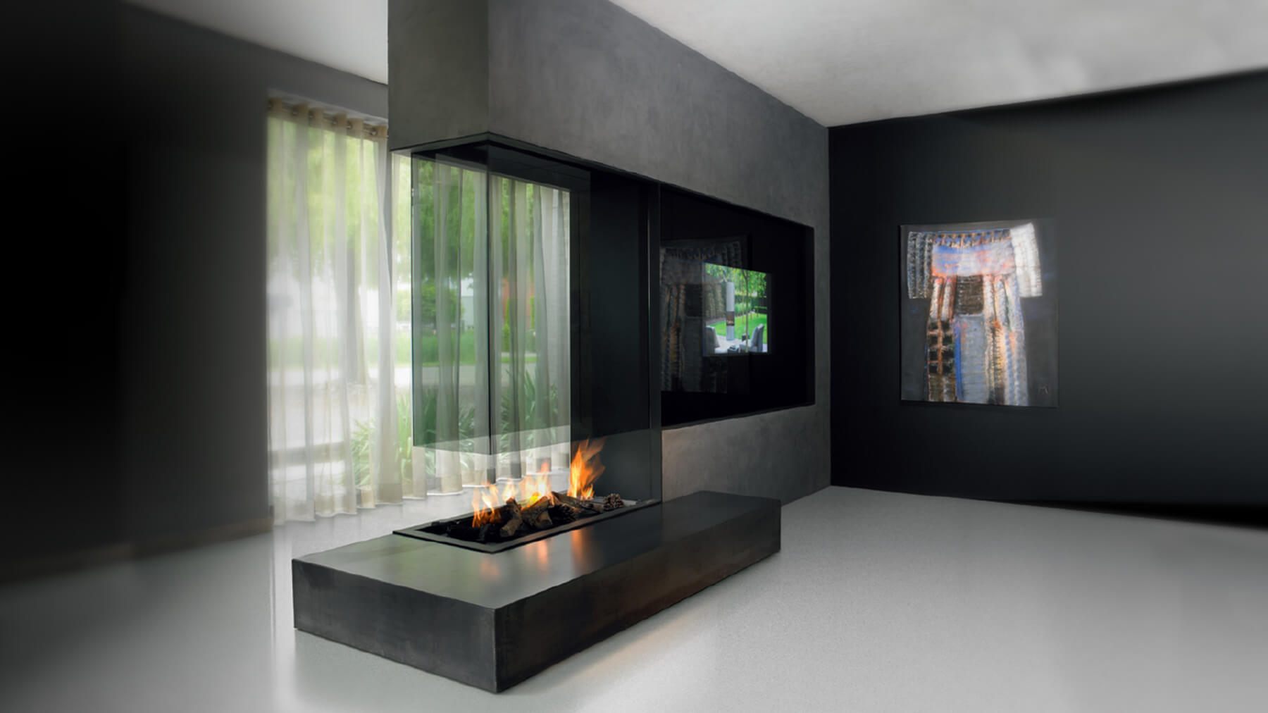 Luxury Fireplaces To Complete Your Home Scheme