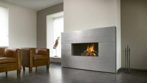 modern gas fires