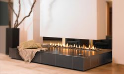 electric designer fireplaces