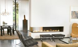10 Open Gas Fireplaces