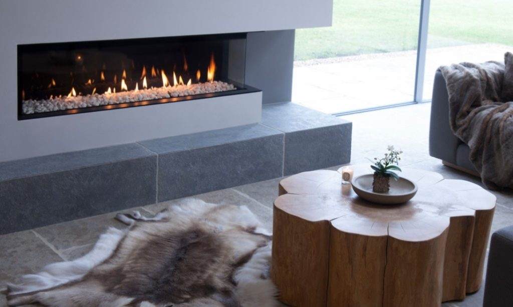 10 Stunning Open Fireplace Design Fireplace Collections
