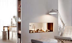 luxury fireplaces - wall fire - modern fireplaces
