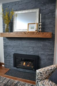designer fireplaces - modern fireplaces