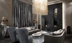 designer fireplaces