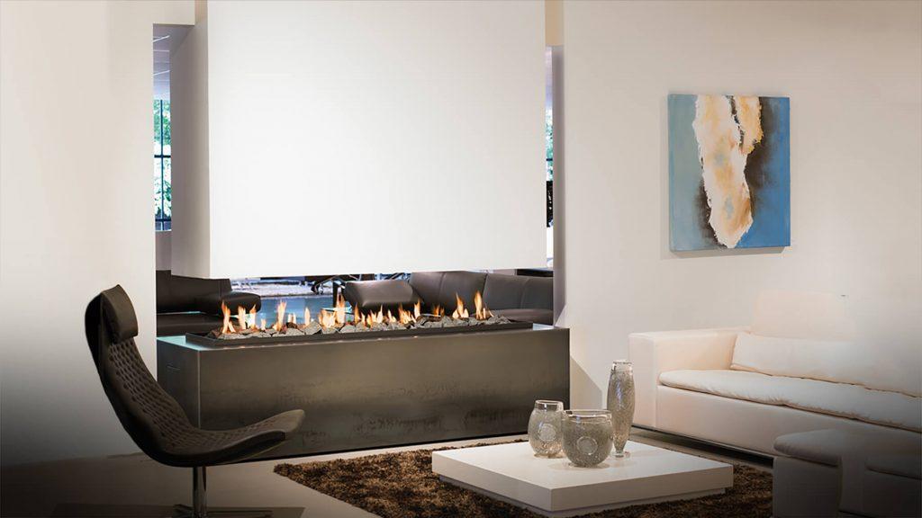 Practically Maintenance Free Designer Fireplaces