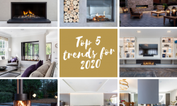 Top 5 Fireplace Trends for 2020 - Modus Fireplaces